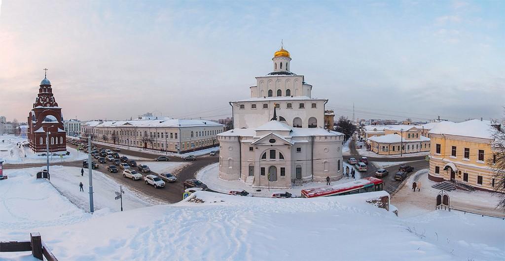 Владимирская зима от Сергея Лакеева 02