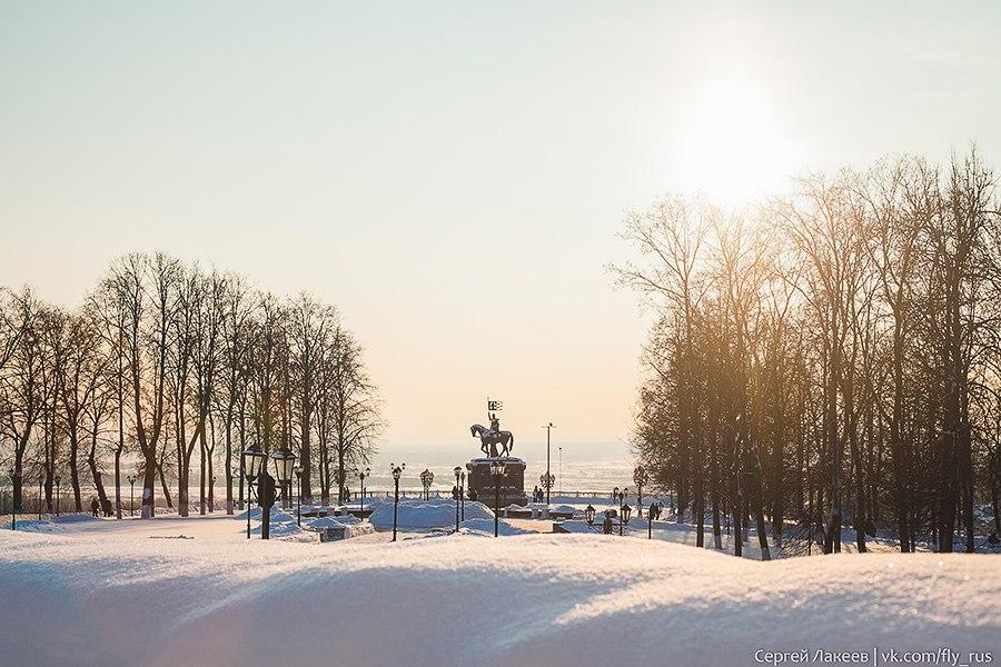 Владимирская зима от Сергея Лакеева 03