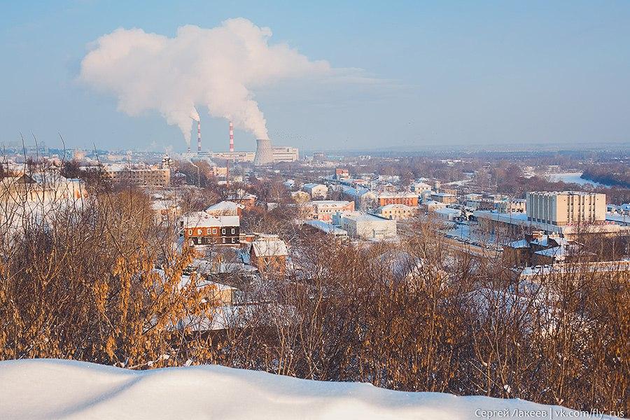 Владимирская зима от Сергея Лакеева 04