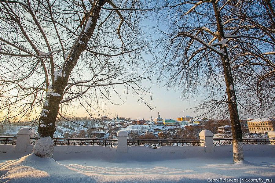 Владимирская зима от Сергея Лакеева 05