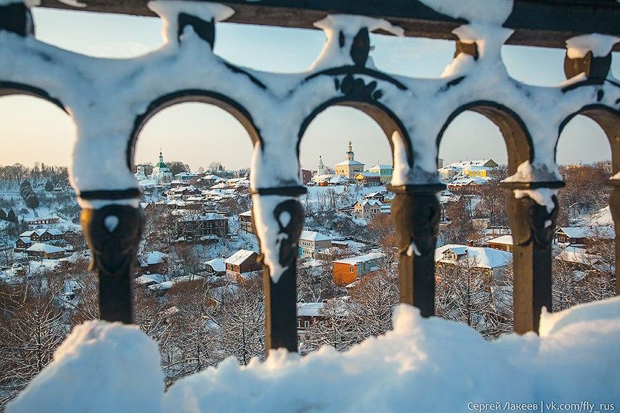 Владимирская зима от Сергея Лакеева 07