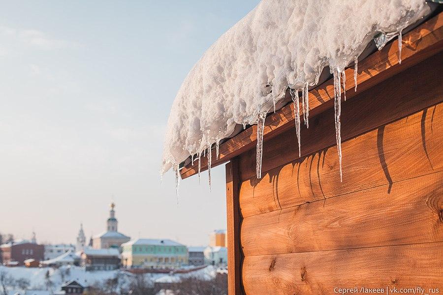 Владимирская зима от Сергея Лакеева 09