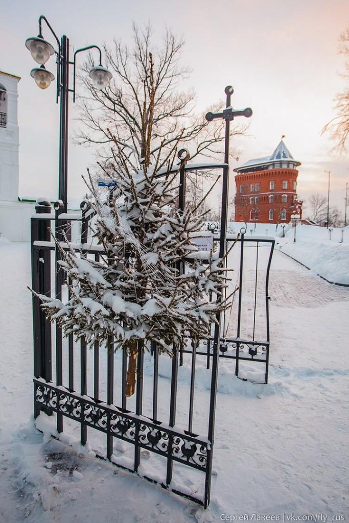 Владимирская зима от Сергея Лакеева 10