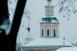 Владимир Рождественский и Новогодний