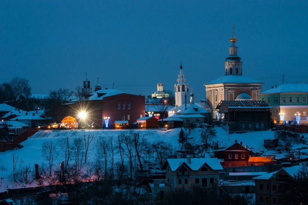 Владимир Рождественский и Новогодний 09