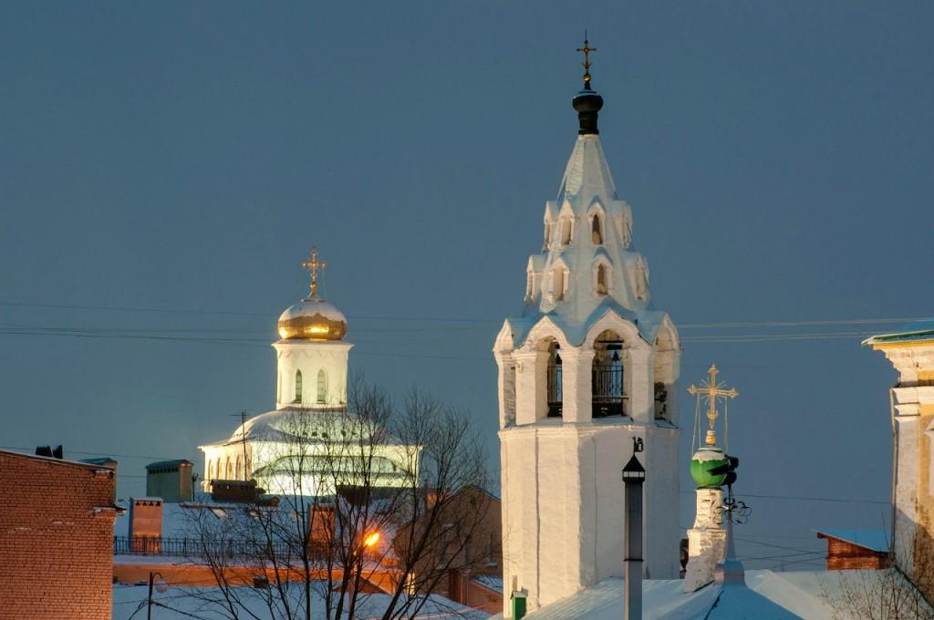Владимир Рождественский и Новогодний 16