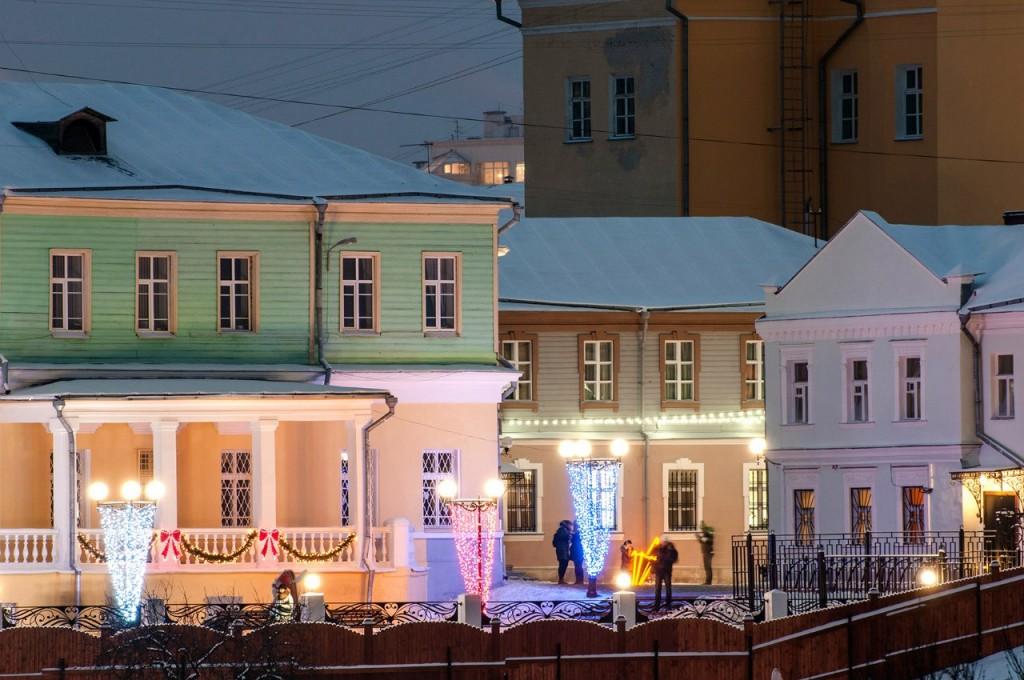 Владимир Рождественский и Новогодний 17