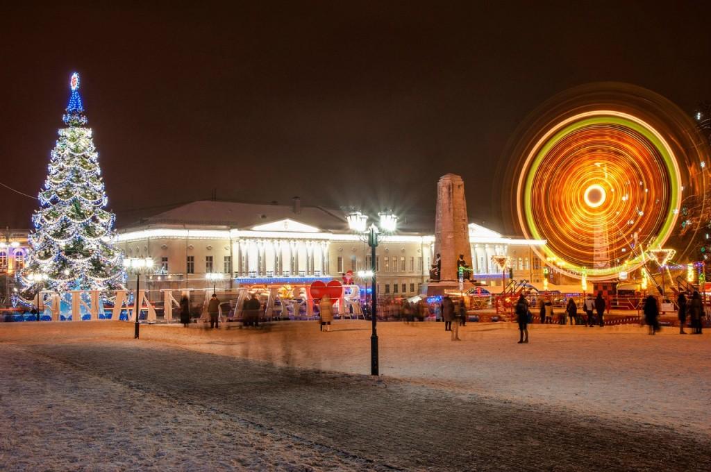 Владимир Рождественский и Новогодний 21