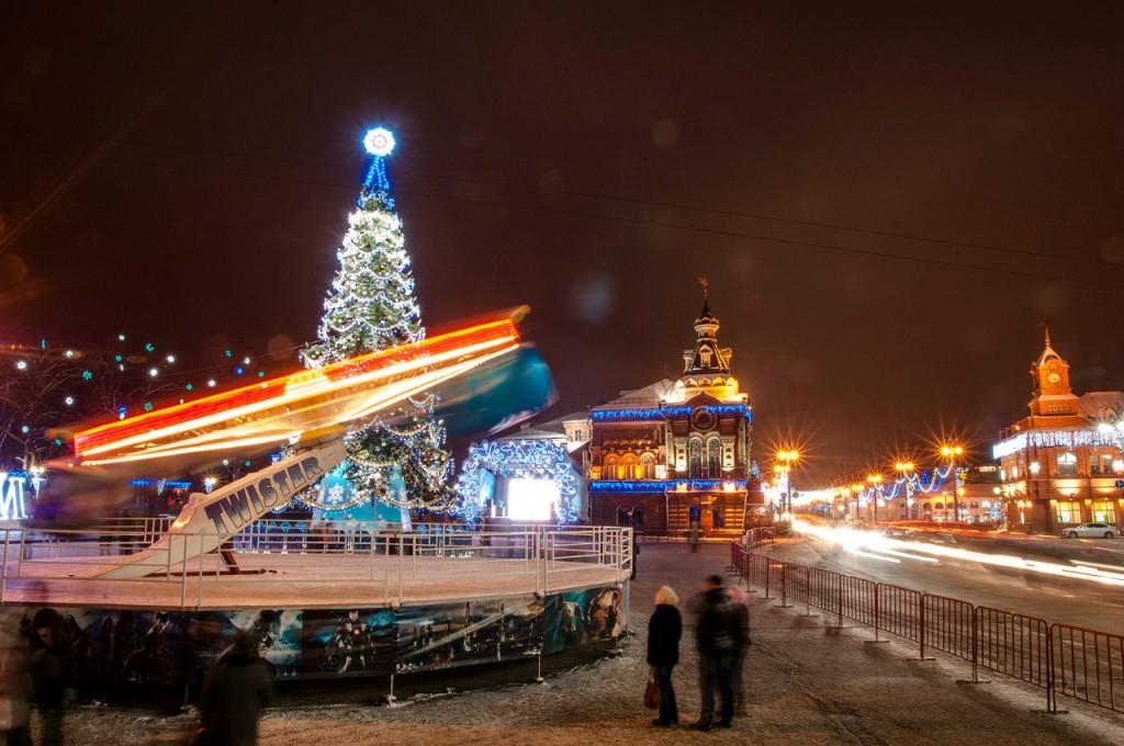 Владимир Рождественский и Новогодний 23