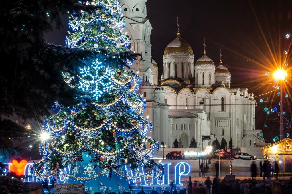Владимир Рождественский и Новогодний 25