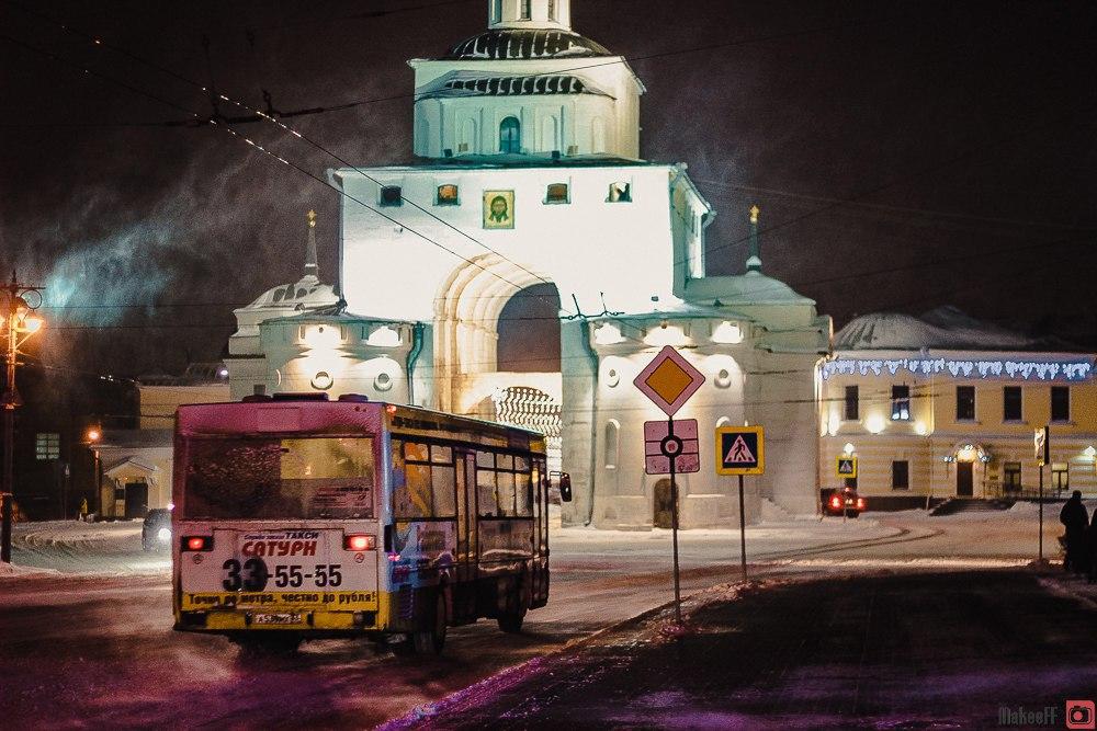 Владимир вошел в десятку самых популярных городов России для поездок с детьми