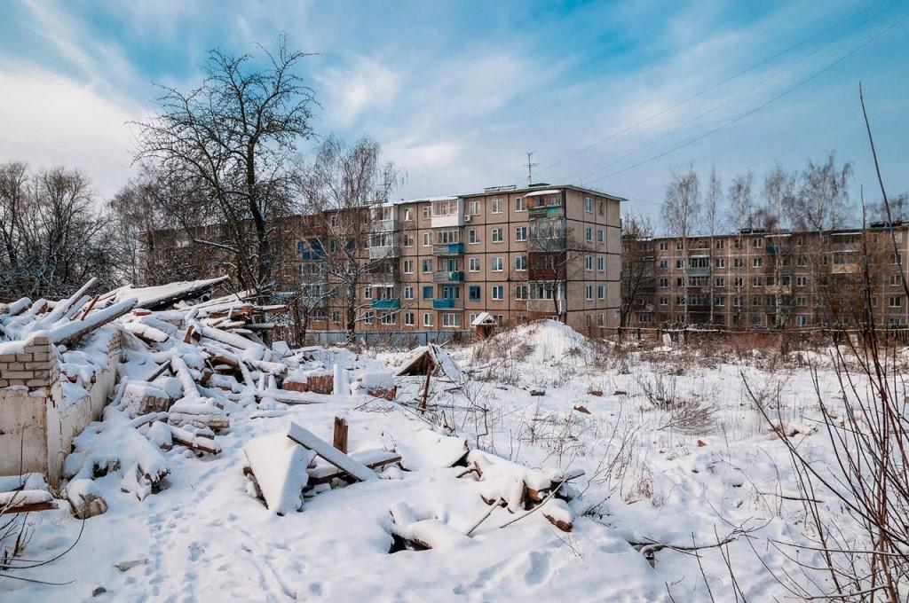 Владимир и окрестности. Январь 2016 г. 01