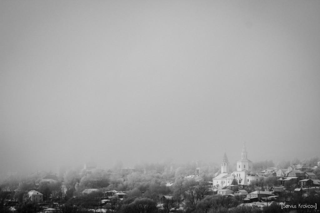 Владимир. Черно-белый альбом 01