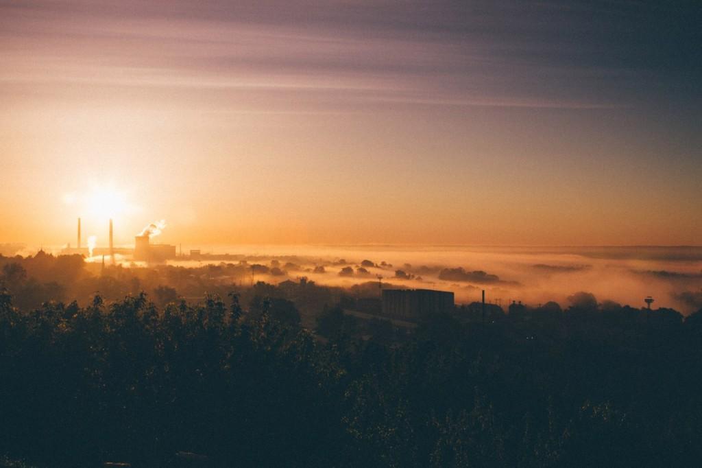 Восход во Владимире 05