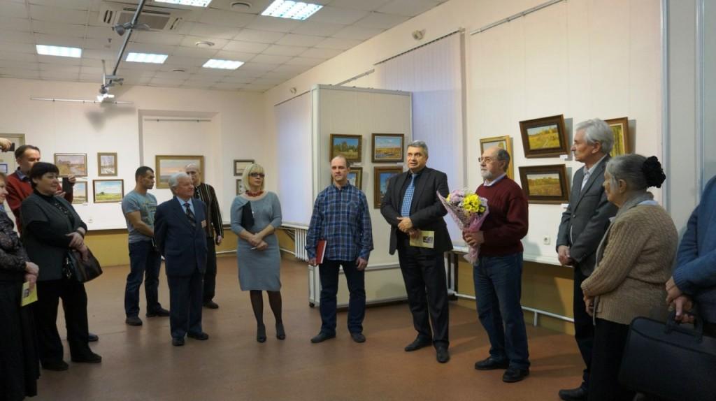 Выставка А. В. АНТОНОВА во Владимире 03