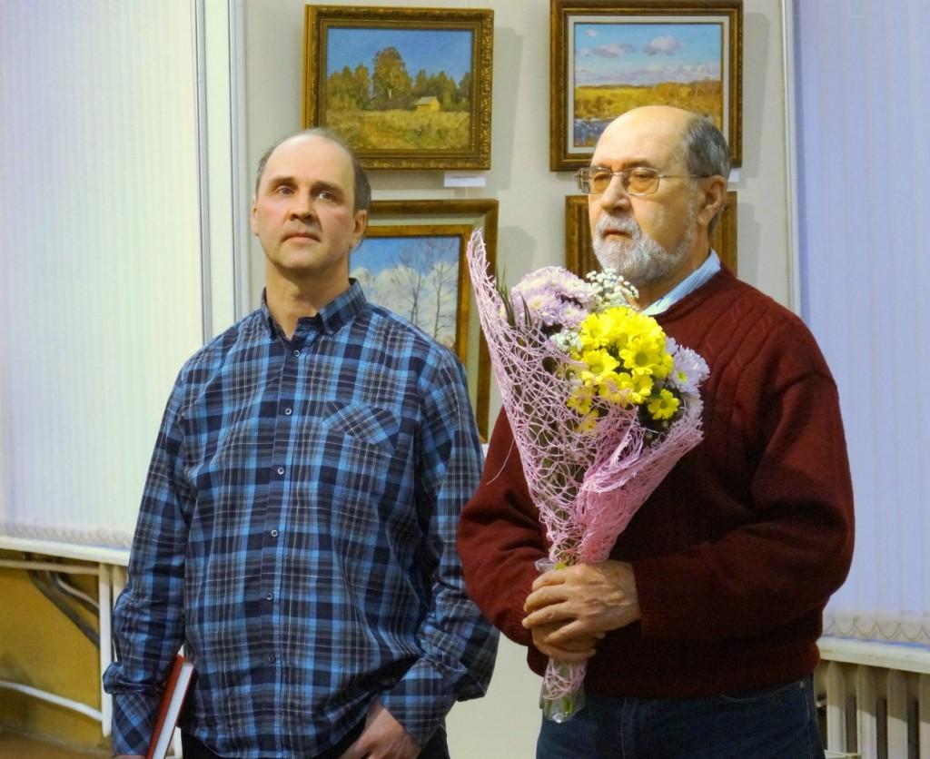 Выставка А. В. АНТОНОВА во Владимире 04