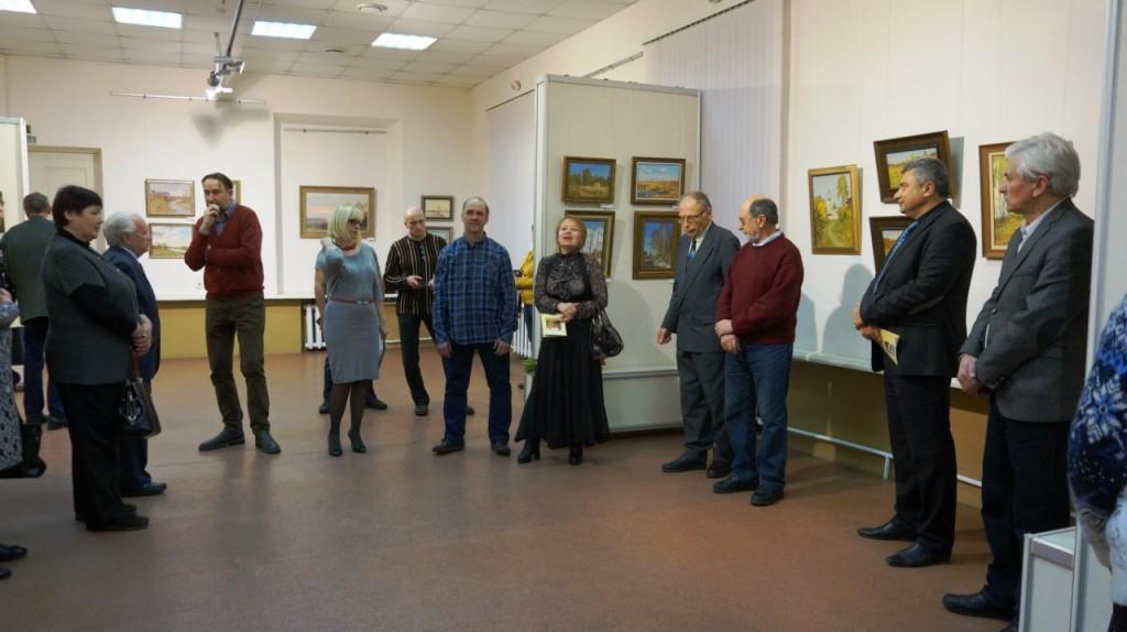 Выставка А. В. АНТОНОВА во Владимире 08