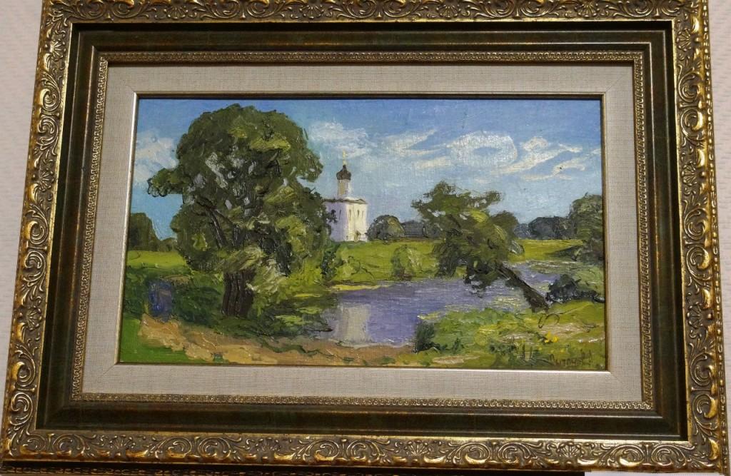 Выставка А. В. АНТОНОВА во Владимире 11
