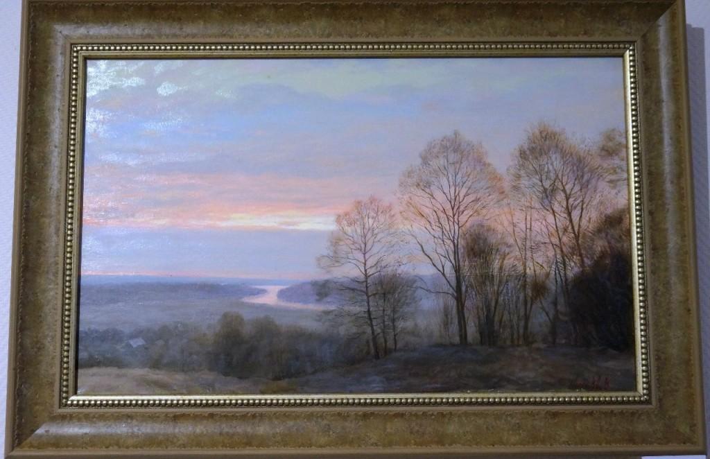 Выставка А. В. АНТОНОВА во Владимире 12
