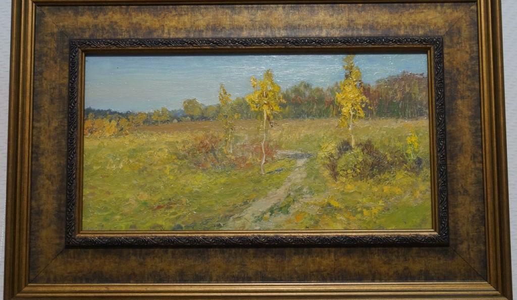 Выставка А. В. АНТОНОВА во Владимире 13