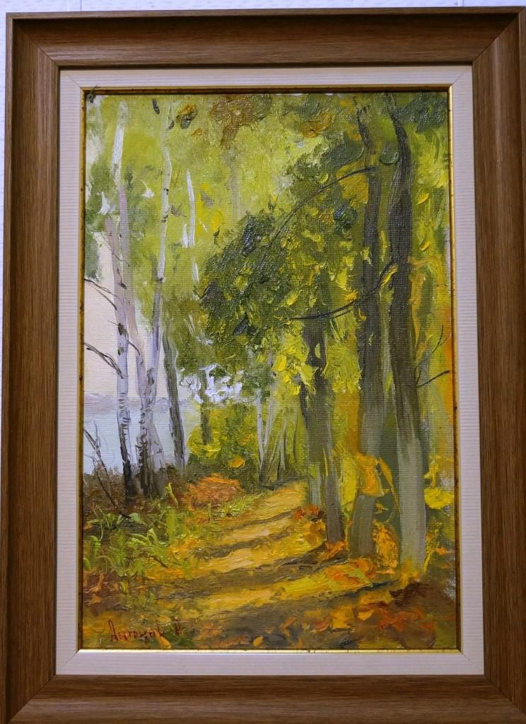 Выставка А. В. АНТОНОВА во Владимире 14