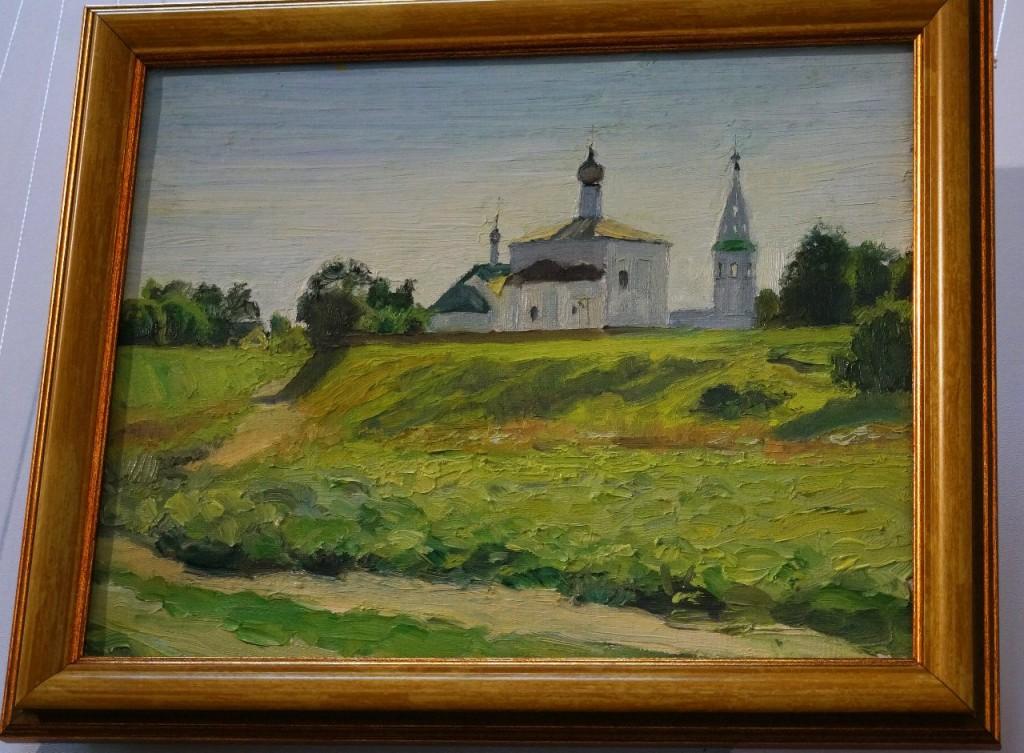 Выставка А. В. АНТОНОВА во Владимире 16