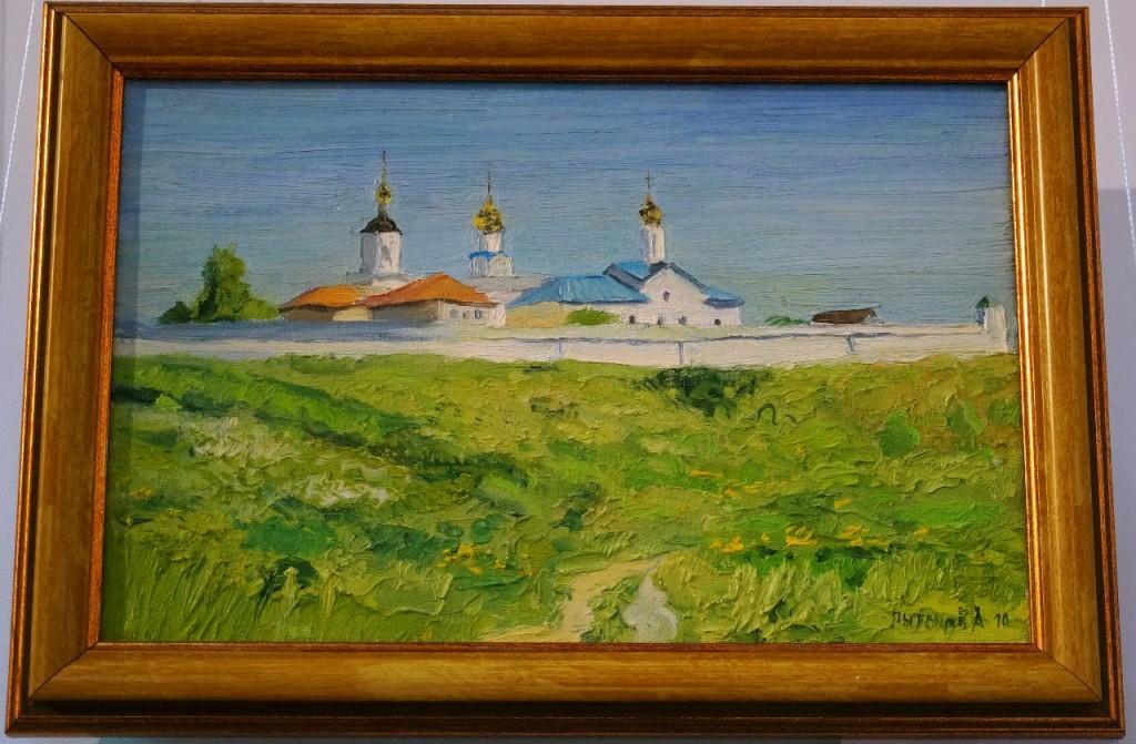 Выставка А. В. АНТОНОВА во Владимире 17