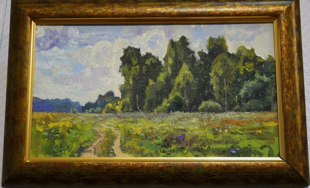 Выставка А. В. АНТОНОВА во Владимире 19