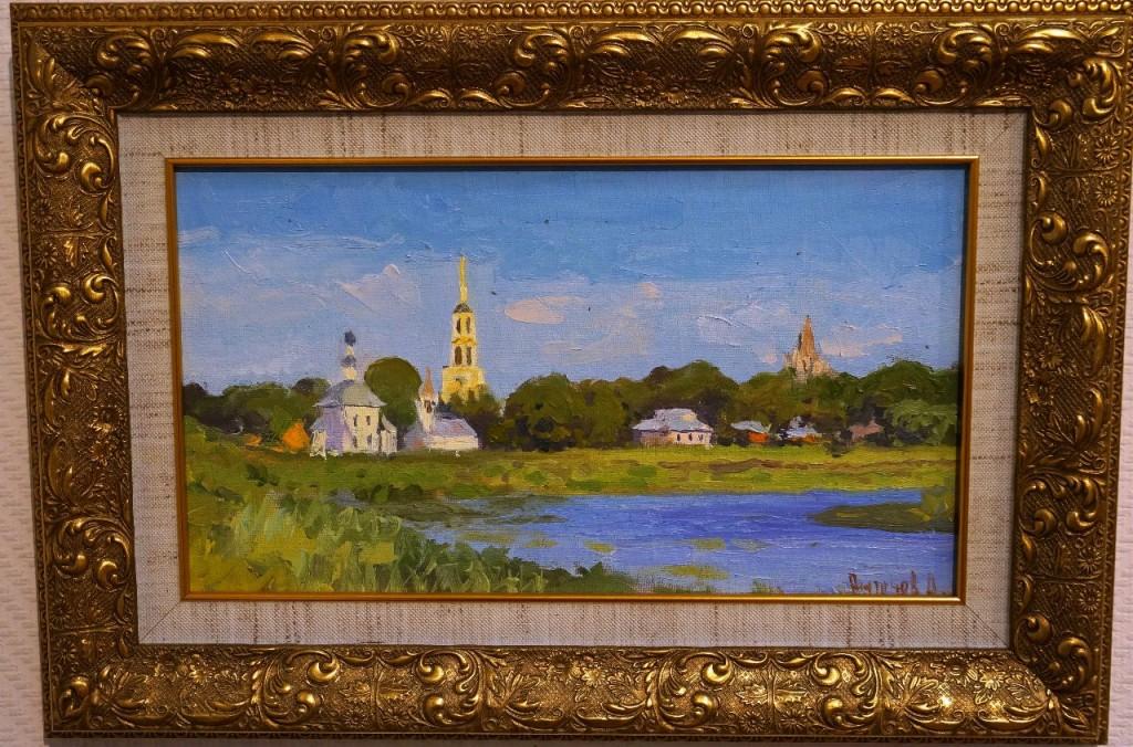 Выставка А. В. АНТОНОВА во Владимире 20