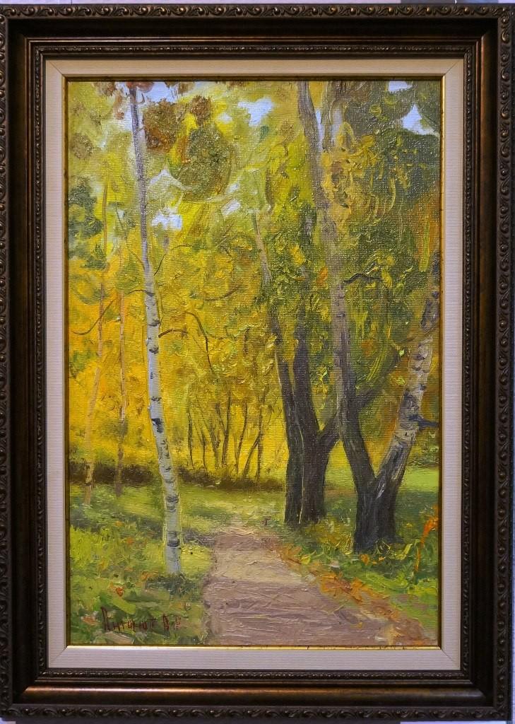 Выставка А. В. АНТОНОВА во Владимире 22