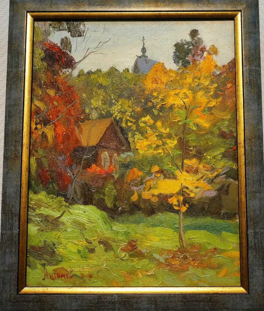 Выставка А. В. АНТОНОВА во Владимире 24