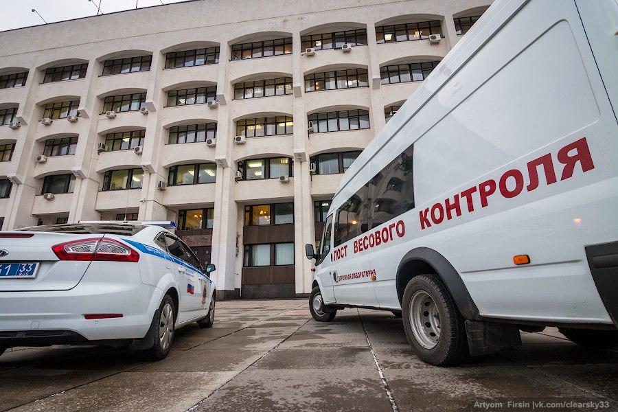 Выставка специальной техникой к приезду вице-премьера правительства РФ Шувалова 10