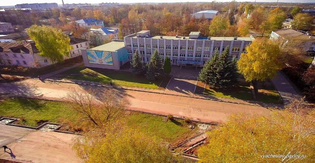 Вязники - ДК Спутник и Школа искусств (осень 2015) 03