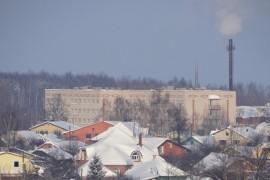 Вязниковские крыши