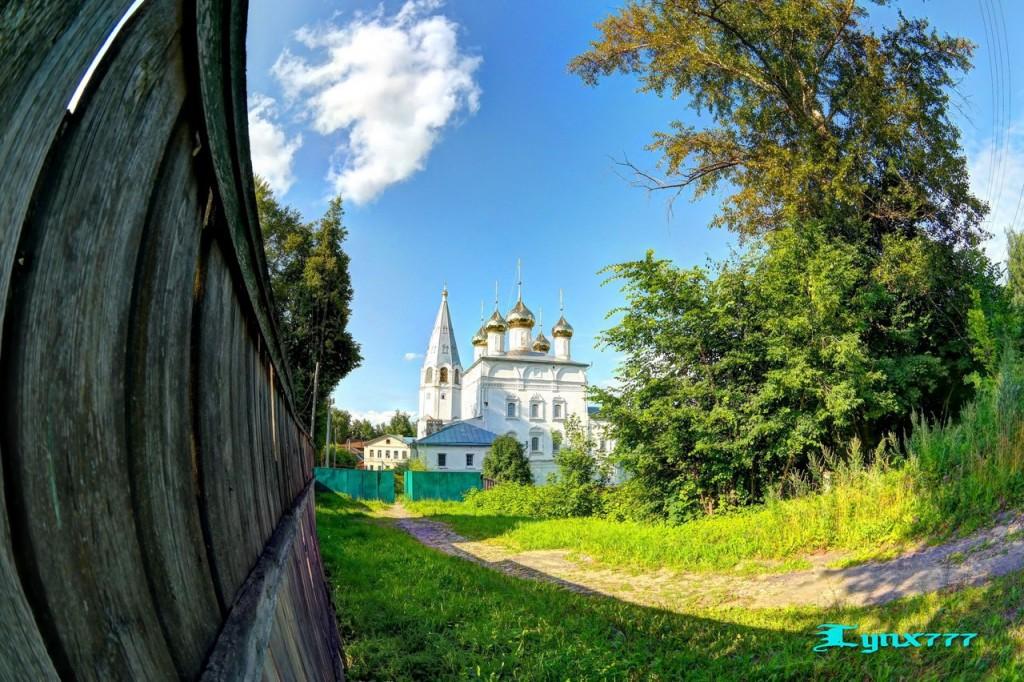 Вязниковский Благовещенский Семибратский монастырь 01