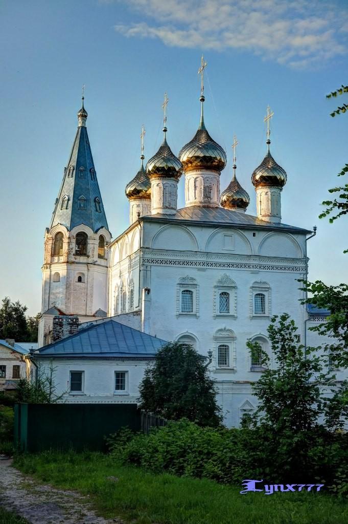 Вязниковский Благовещенский Семибратский монастырь 02