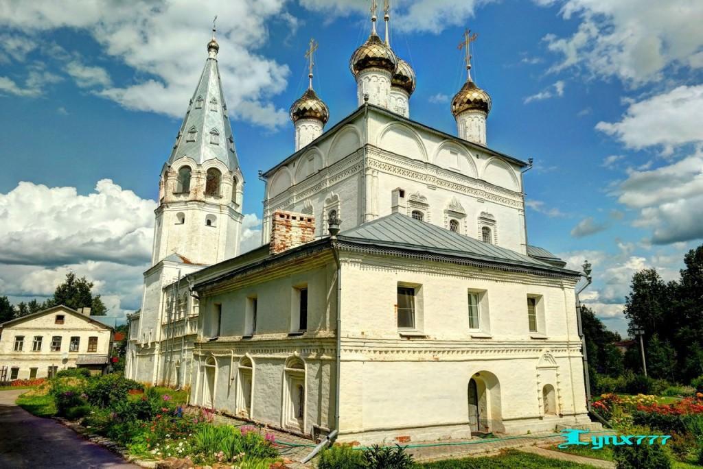 Вязниковский Благовещенский Семибратский монастырь 03