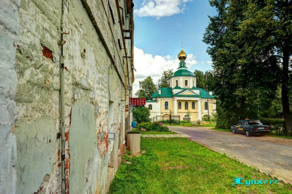Вязниковский Благовещенский Семибратский монастырь 04