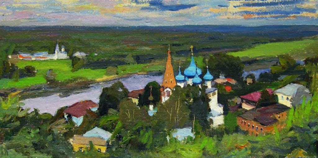 День Рождения художника Конотопова Вячеслава Геннадьевича 03