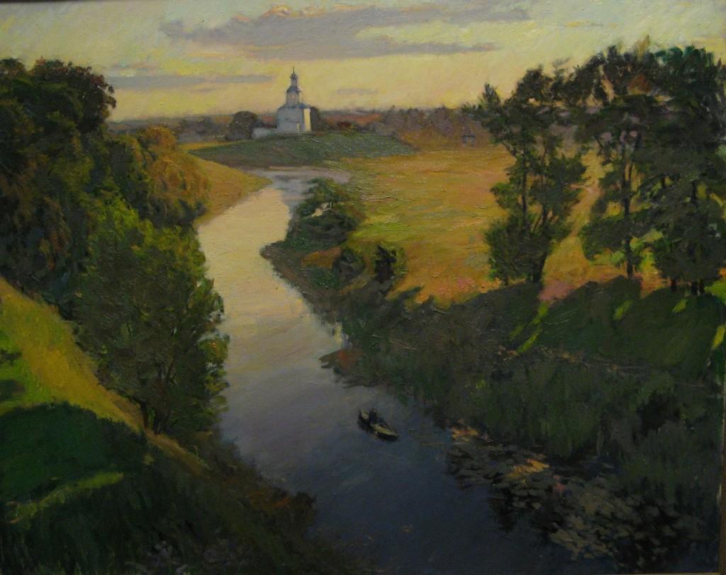 День Рождения художника Конотопова Вячеслава Геннадьевича 05
