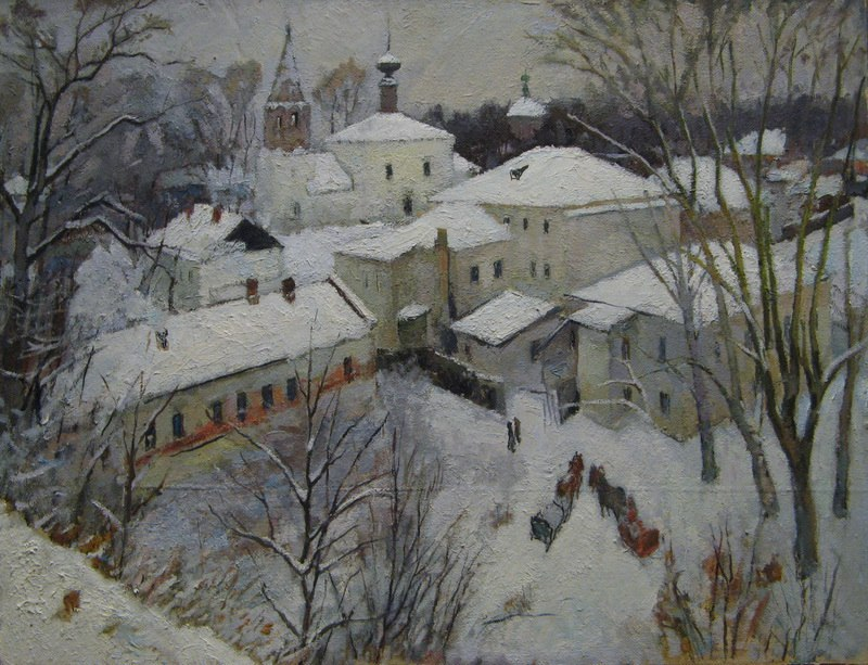 День Рождения художника Конотопова Вячеслава Геннадьевича 08
