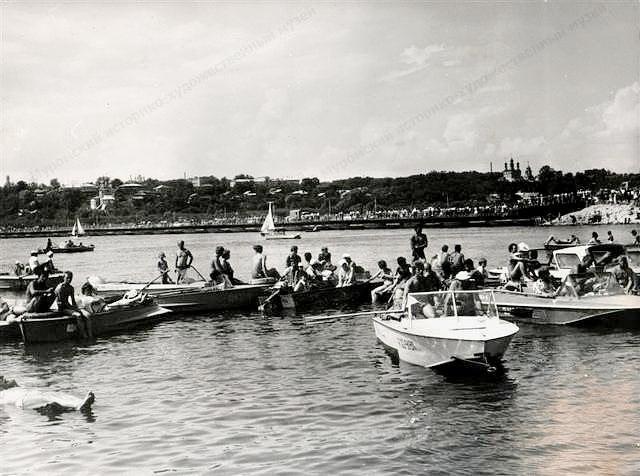 День нептуна на Оке 1989 г.