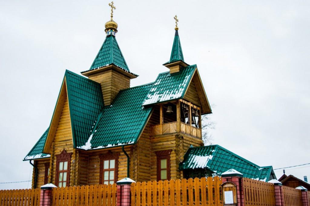 Деревня Крутец, Александровского района