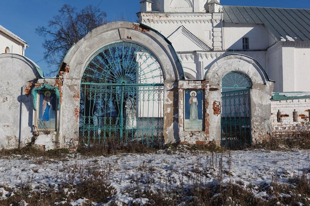 Деревня Санино, Свято-Никольский женский монастырь 03