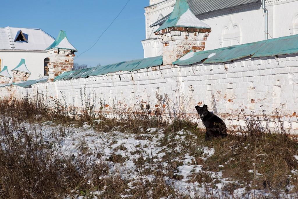Деревня Санино, Свято-Никольский женский монастырь 05