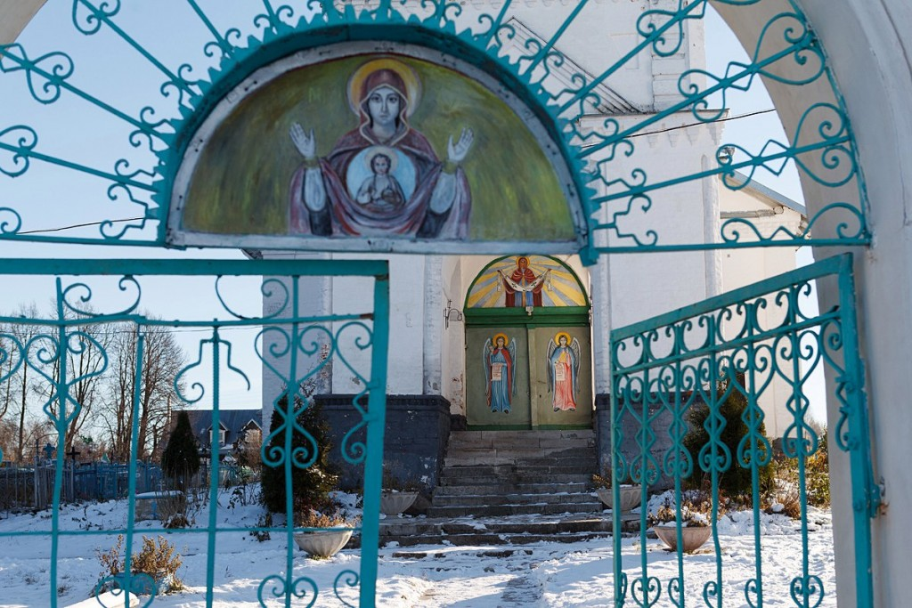 Деревня Санино, Свято-Никольский женский монастырь 06