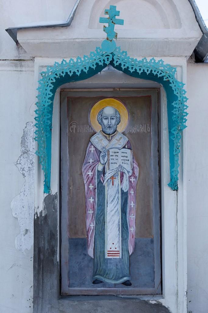 Деревня Санино, Свято-Никольский женский монастырь 08