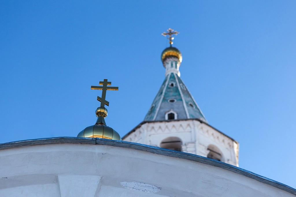 Деревня Санино, Свято-Никольский женский монастырь 09