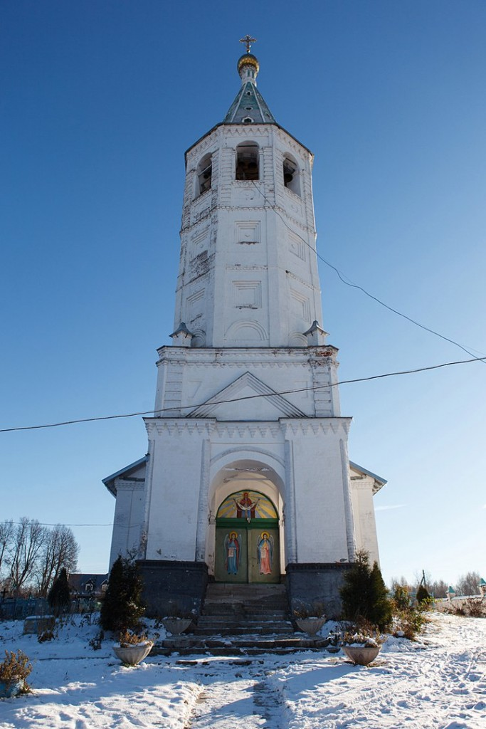 Деревня Санино, Свято-Никольский женский монастырь 10