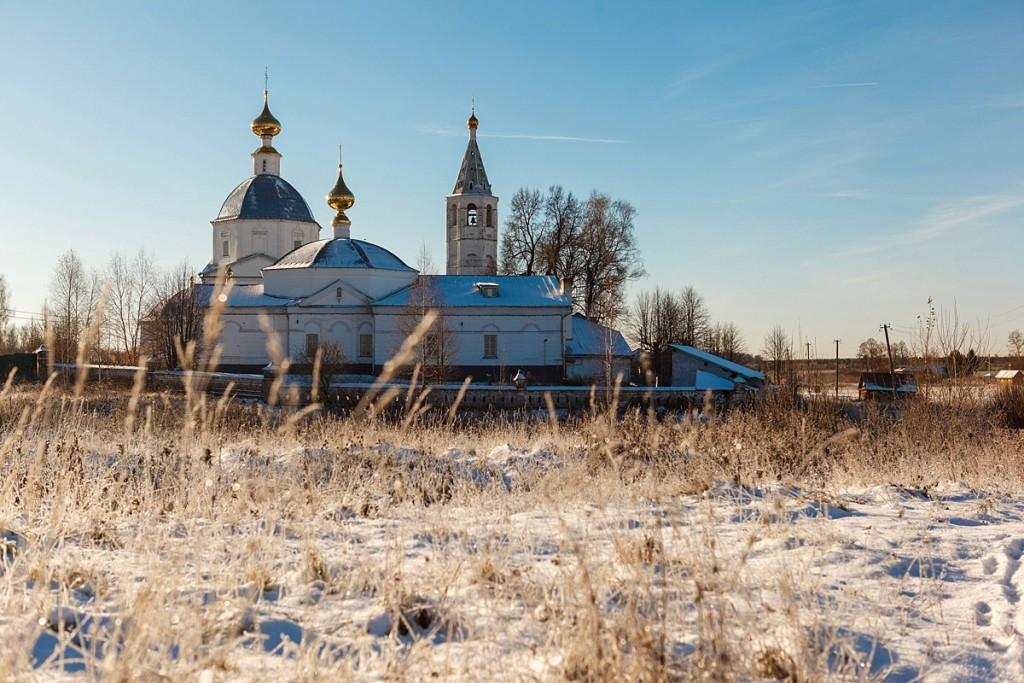 Деревня Санино, Свято-Никольский женский монастырь 11